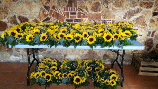 Girasoles En Arreglos Florales O Bouquets Concisa Guatemala